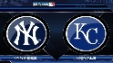 Recap: NYY 0, KC 1