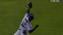 Soriano's running catch