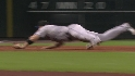 Wright&#039;s diving catch