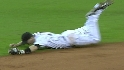 Blum's diving catch