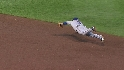 Blanco&#039;s diving catch