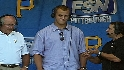 Taillon visits the booth