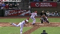 Votto's two-run double