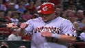 Reds' five-run eighth