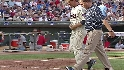 Aybar's RBI infield single
