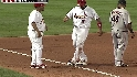 Pujols&#039; steal