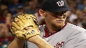 Strasburg overpowers the Phils