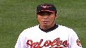 Uehara's first career save
