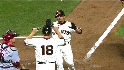 Torres&#039; two-run homer