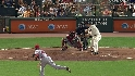 Posey's three-run blast