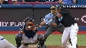Wells' RBI triple