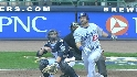 Blake&#039;s two-run homer