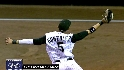 Gonzalez&#039;s leaping grab