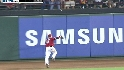 Hamilton&#039;s nice catch