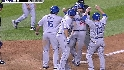 Blake&#039;s grand slam