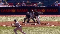Bautista&#039;s two-run triple