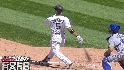 Gonzalez&#039;s second homer