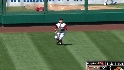 Wieters' go-ahead sac fly