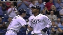 Pena&#039;s three-run blast