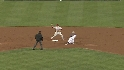 Blake scores on double play
