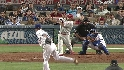 Victorino breaks up Kuroda's no-no