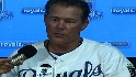 Yost on Royals' loss to Rangers