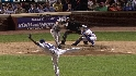 Jones&#039; two-run shot