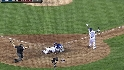 Royals walk off on wild pitch
