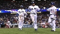 Loney's two-run homer