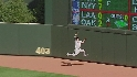 Hamilton&#039;s leaping grab