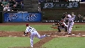 Burrell&#039;s two-run shot