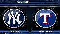 Recap: NYY 5, TEX 6
