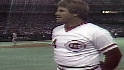 Pete Rose becomes hit leader