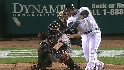 Peralta&#039;s two-run double