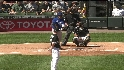 Pena's three-run homer