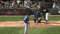 Konerko's two-run shot