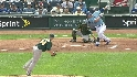 Cramer&#039;s first MLB strikeout