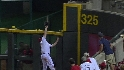 Bruce&#039;s game-ending catch