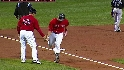 Martinez&#039;s two-run blast