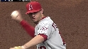 Frandsen's backhanded play