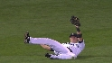 Saunders' sliding catch