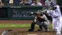 Aviles' two-run homer