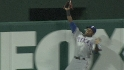 Borbon&#039;s great leaping catch