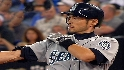 Ichiro pulls closer to 200 hits