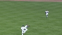 Carroll catches a popup