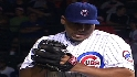 Zambrano strikes out eight