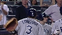 Longoria&#039;s solo homer