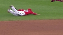 Espinosa&#039;s diving stop
