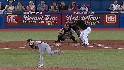 Wells&#039; two-run shot