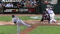 Peralta&#039;s three-run homer